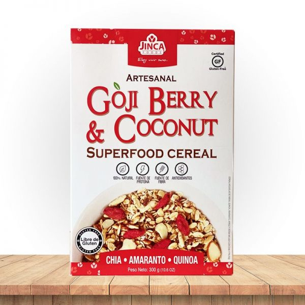cereal goji berry coco 1